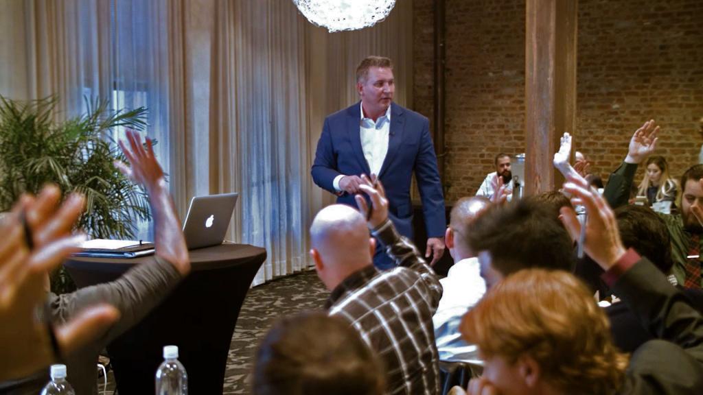 Steven Griffith Keynote Speaker – Helping Companies Grow