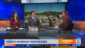 How to Schedule Your Success With 'The Time Cleanse' Author Steven Griffith - KTLA